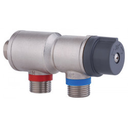 Pre mixer thermostatic 1/2'' SUPRATECH (15/21)