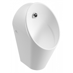 electronic urinal for collective facilities VAO without rim