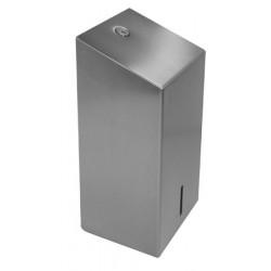 Flat paper dispenser WC stainless steel ELITE sheet by sheet