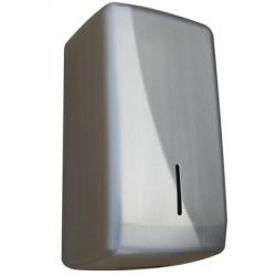 WC dispenser flat paper stainless steel FUTURA