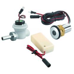 automatic detection kit for faucet spouts
