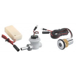 Automatic urinal detection kit new or renovation