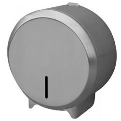 Toilet paper toilet roll dispenser maxi stainless steel ELITE, grand capacity
