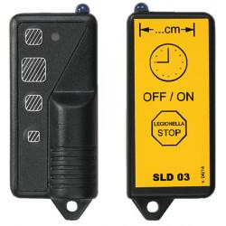 Remote control infrared sensor