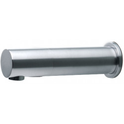 Wall mounted automatic stainless steel faucet RONDEO for public places