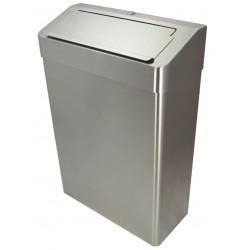 Sanitary waste bin stainless steel feminine hygiene 25L