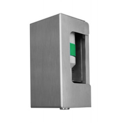 Dispenser stainless steel anti-steel of ecological perfumes and biodegradable