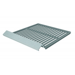 Stainless steel support grid