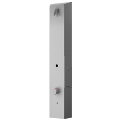Thermostatic shower pannel...