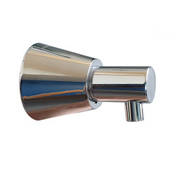 Recessed soap dispenser wall design rugged