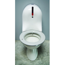 Self-cleaning WC HYGISEAT...